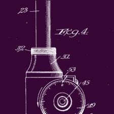 Elsewhere – A Patent Is Filed