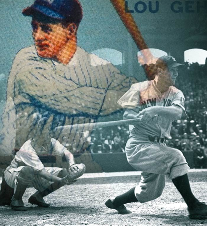 Lou Gehrig's 23rd Career Grand Slam