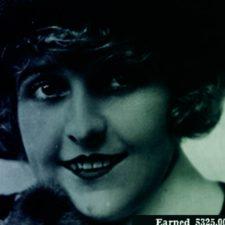 Pearl White Dead in Paris