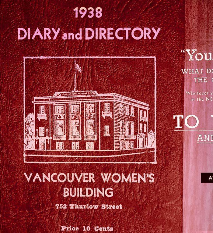 Bill 89 – Vancouver Women's Building