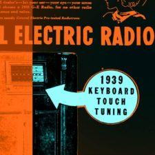 1939 radios – wireless control